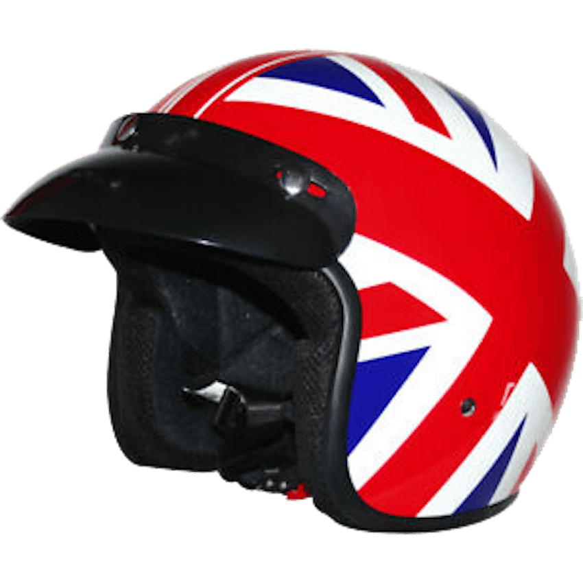 A Very British Scooter