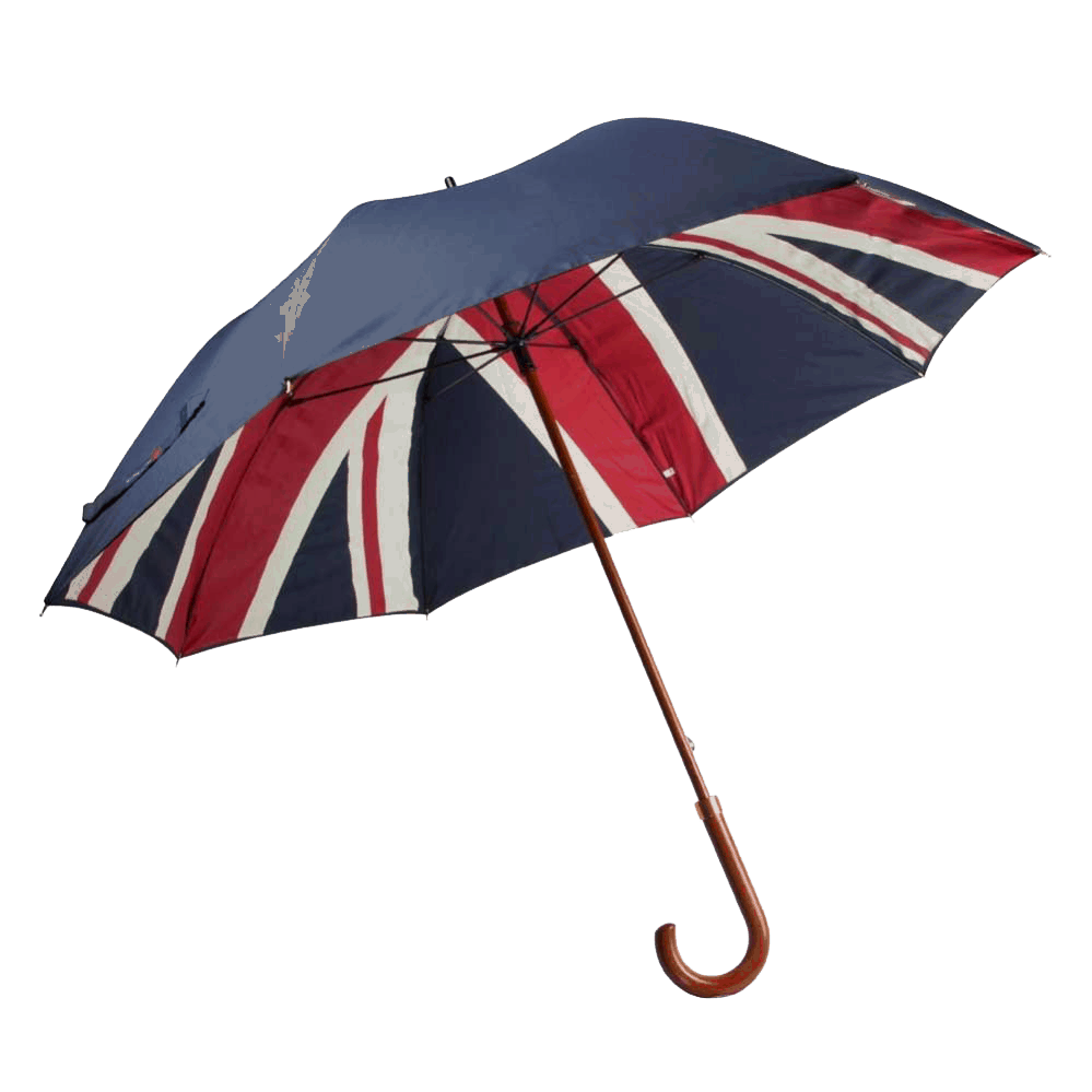 A Very British Umbrella